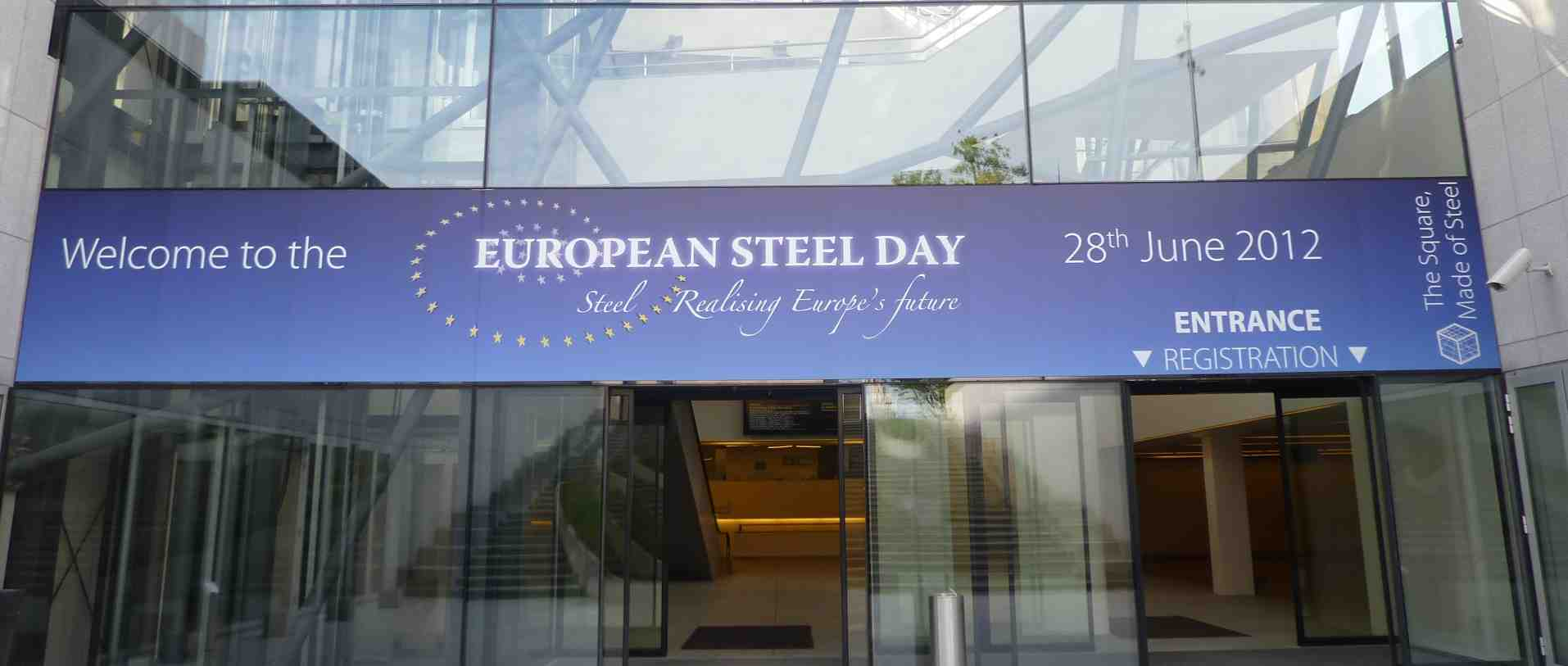 BANDEAU_EUROFER_STEEL_DAY_2012