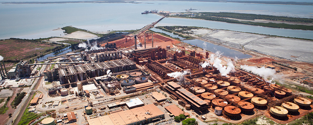 RIOTINTO_QUEENSLAND_ALUMINA_LTD